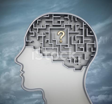 Point D Interrogation Dans Le Cerveau Photos Freeimages Com