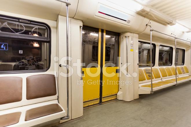Metro carriage stock photos - Carrage metro ...
