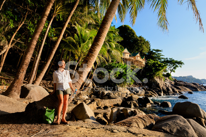 Romantic Pictures Of Tropical Beaches: Romantic Tropical Beach Stock Photos