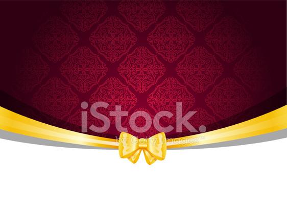 Vintage bows background
