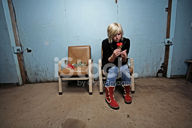 dryck flickor blond
