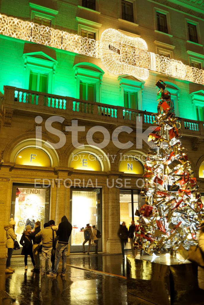 Weihnachten IN Rom Stockfotos - FreeImages.com