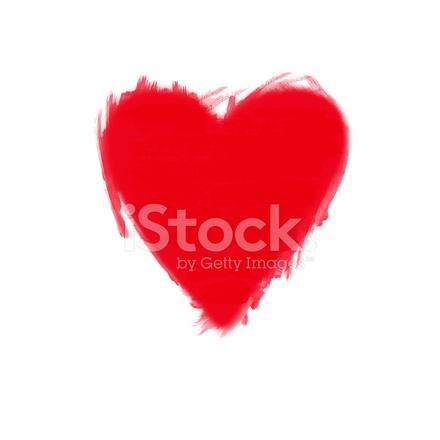 Boyalı Kalp şekli Stok Fotoğrafları Freeimagescom