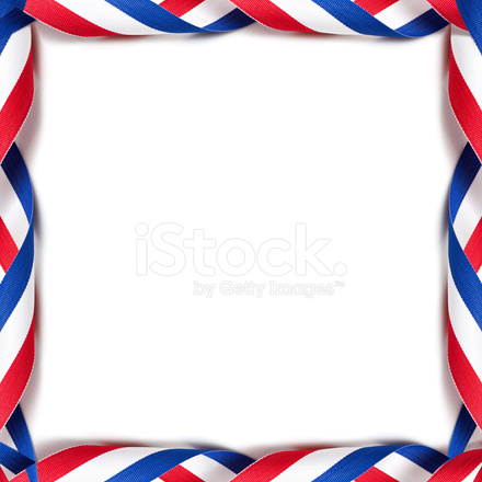 Rolled UP The Medal Ribbon Frame Stock Photos - FreeImages.com