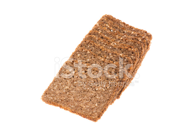 Slices Of Rye Bread Stock Photos Freeimages Com