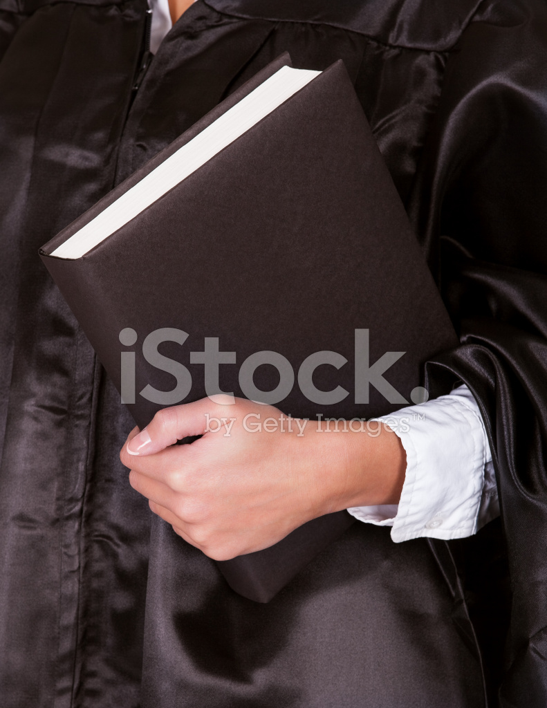 Female Judge IN A Gown Stock Photos - FreeImages.com
