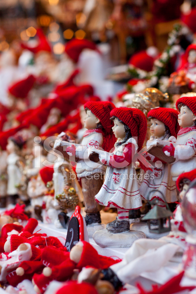 Christmas Carol Singers Ornaments.Christmas Ornaments Carol Singers Stock Photos Freeimages Com