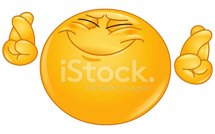 Writing Smiley Face Emoticon Di Incrocio L...