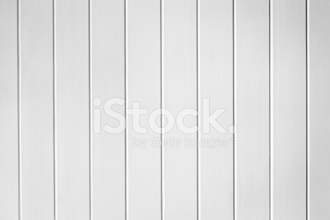 White Wood Panelling T...