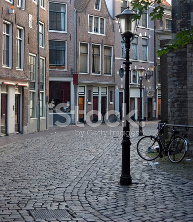 Red Light District, Amsterdam Stock Photos - FreeImages.com