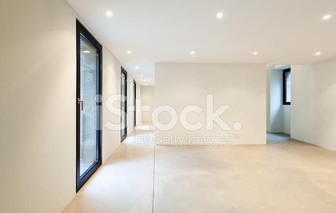 Modernes Haus Innen