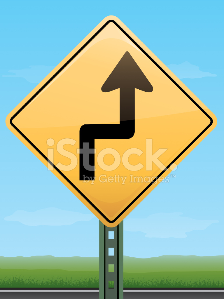 道路 標識 矢印