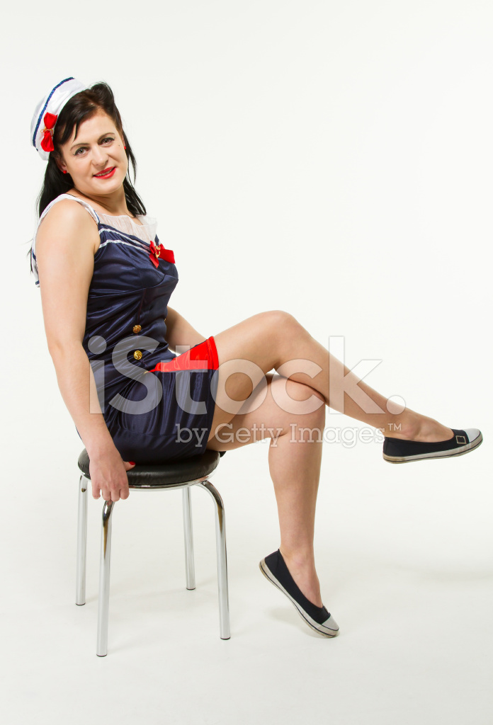 Premium Stock Photo Of Woman IN 1950s Pin UP Outfit