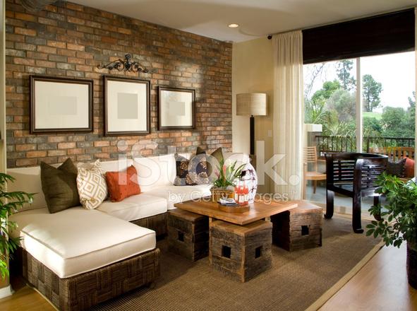 Living room interior design home stock photos - Free interior design ideas for living rooms ...