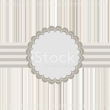Vintage Karte Oder Vorlage EPS 8 Stock Vector - FreeImages.com