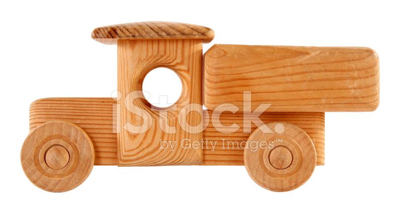 Carro De Juguete De Madera Fotografias De Stock Freeimages Com