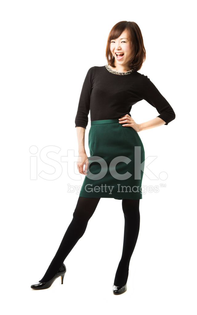 Japanese Woman With Hand On Hip Stock Photos Freeimages Com