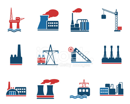Factory And Industry Symbols Stock Photos Freeimages Com