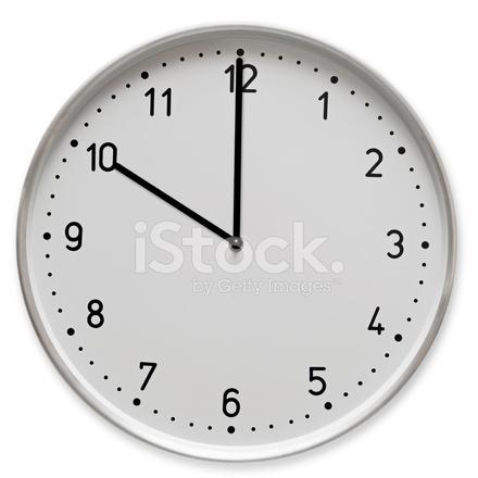 Fotografías Tiempo 10 De Reloj O Concepto Stock BthorCsQdx