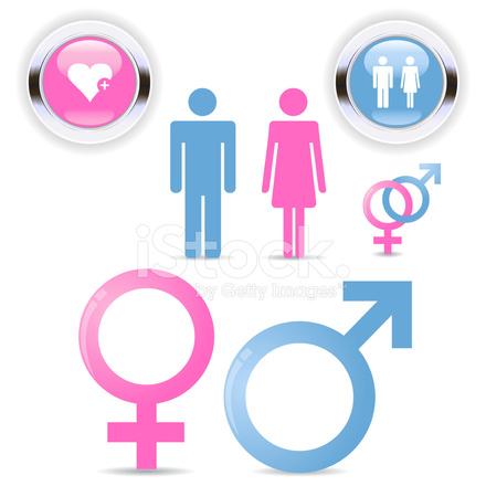 Mujer Y Hombre Simbolo