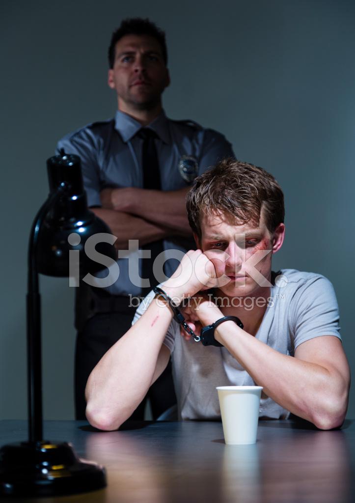 White Room Interrogation