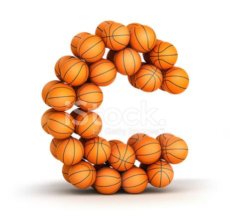 Letter C Basketball Stock Photos FreeImagescom