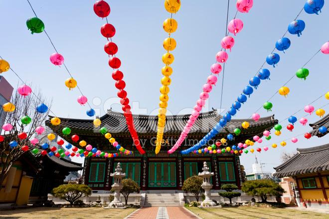 Boeddha S Verjaardag Stockfoto S Freeimages Com