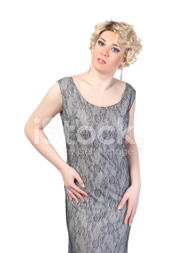 Simple London Gay Pride  Men Dressed As Women In Dresses U0026 Skirts - Banner Stock Photo Royalty Free ...