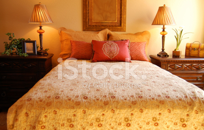 Schlafzimmer Innenarchitektur Serie Toskana Stockfotos - FreeImages.com
