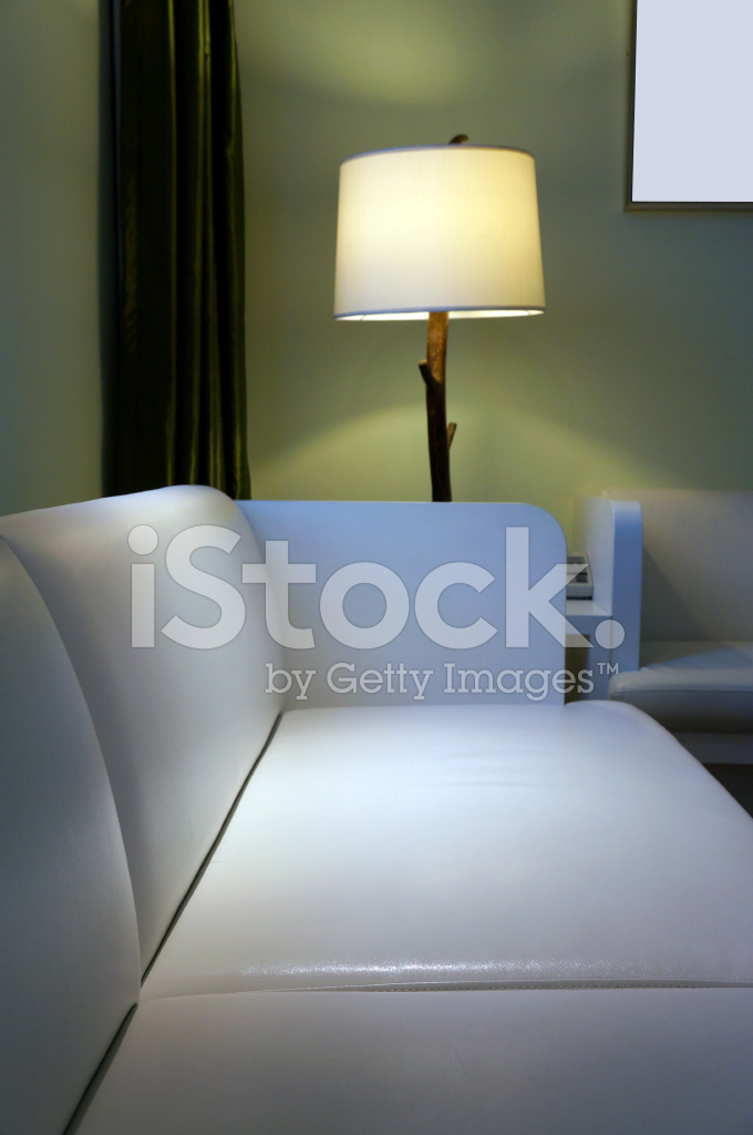 Premium Stock Photo Of Sofa Under Light