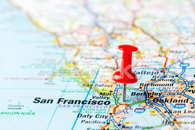 Las Ciudades Capitales DE Estados Unidos En LA Serie Del Mapa San