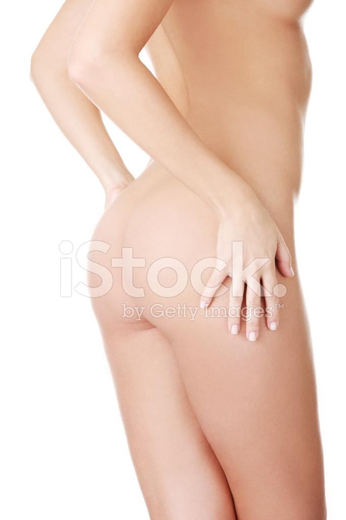 Naked Female Buttocks 24