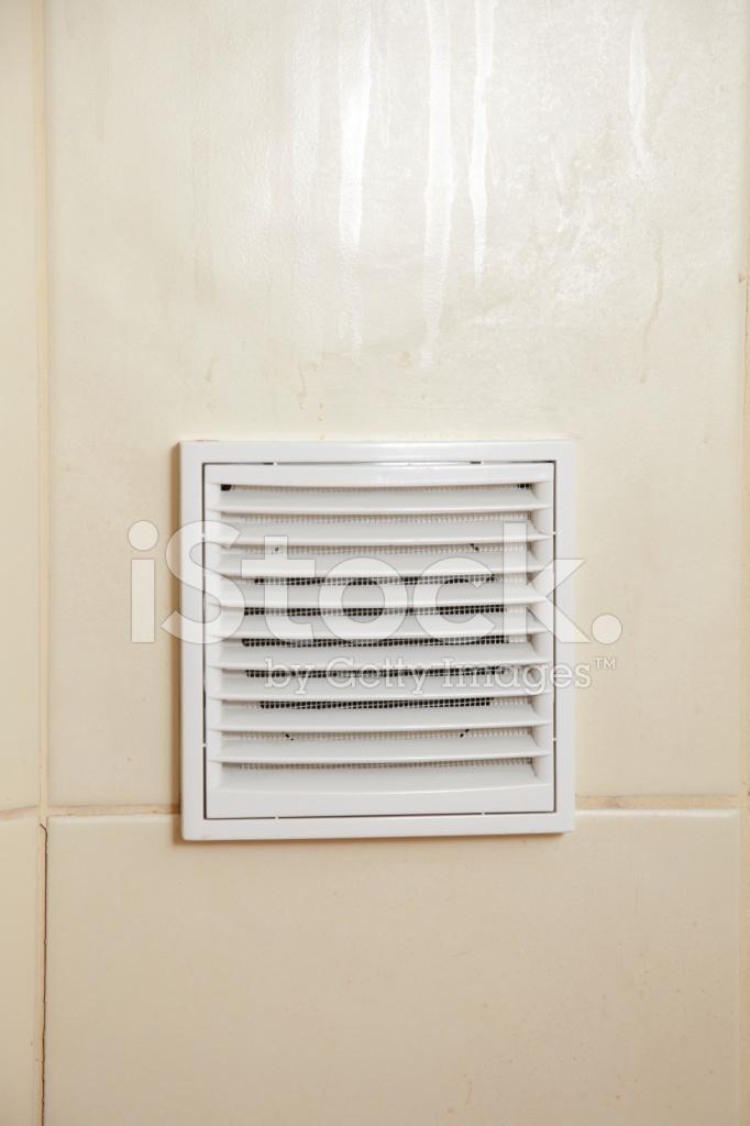 Vent Witte Badkamer Ventilatie Grille Stockfoto\'s - FreeImages.com