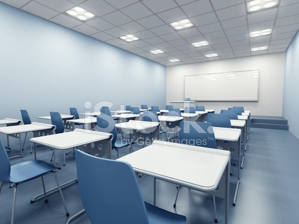 Moderne Klassenzimmer Interieur Stockfotos - FreeImages.com