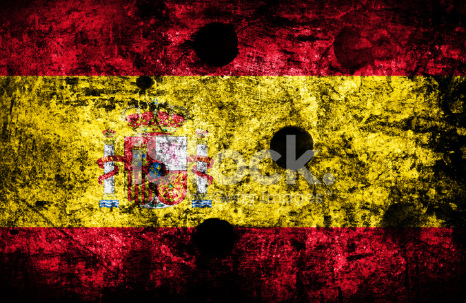 Spain Flag 1826259 on Celebration Icon