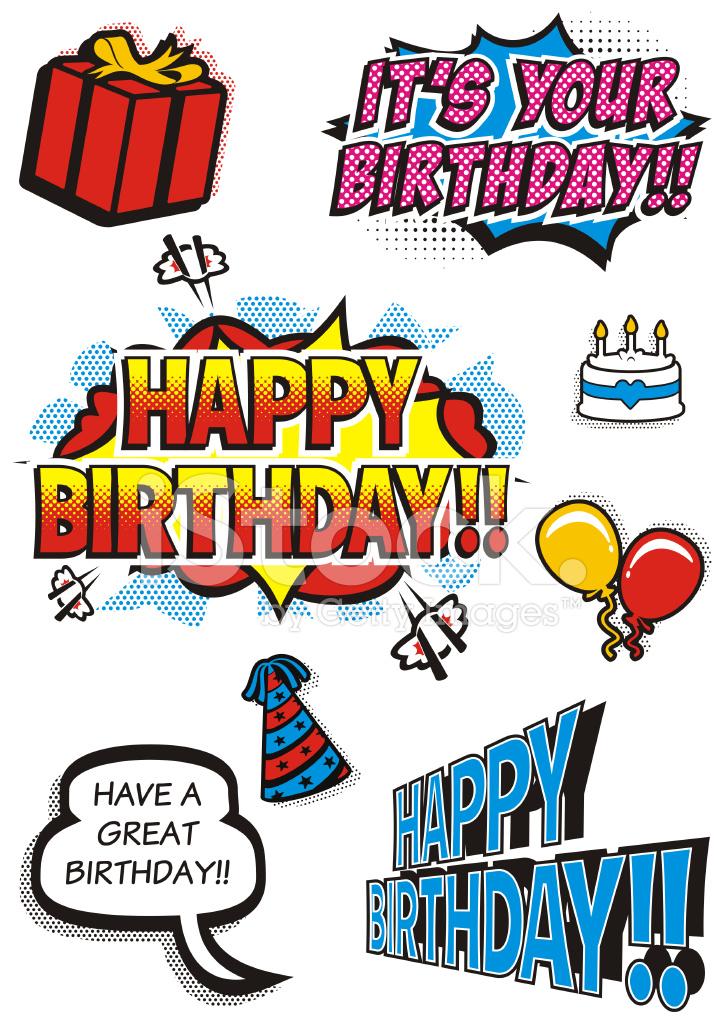низкое разрешение поздравления в стиле комиксов на день рождения мария профессиональная