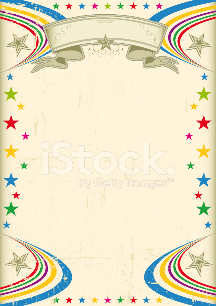 Multicolor Fiesta Poster Stock Vector Freeimages Com