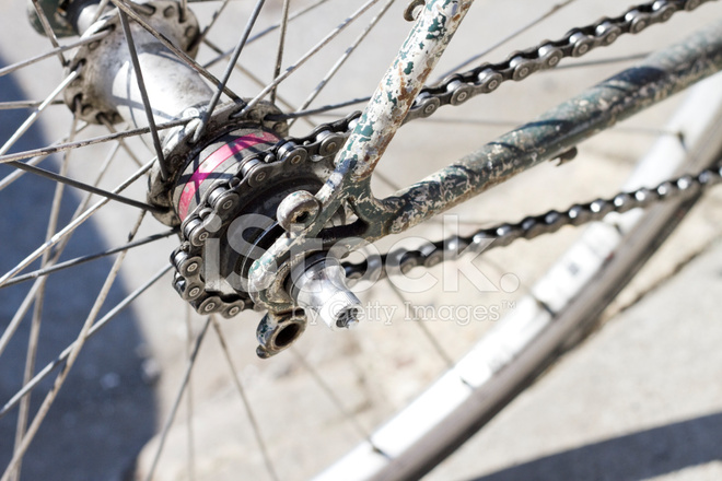 kedja till cykel
