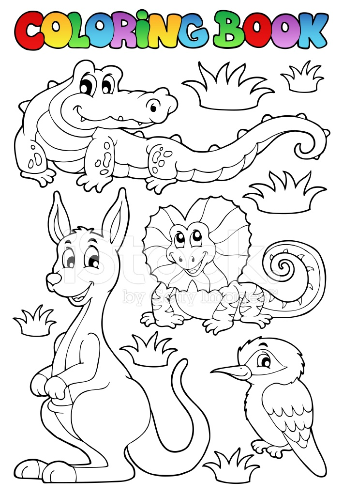 104 Animales De Coloring Book Picture HD