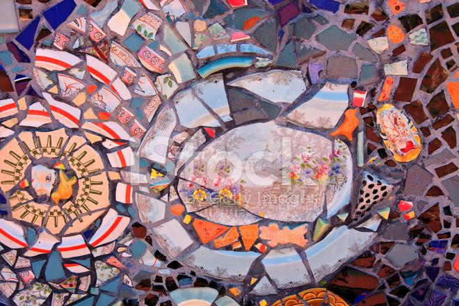 Bagno con pavimenti e rivestimenti in mosaico u idee bagni