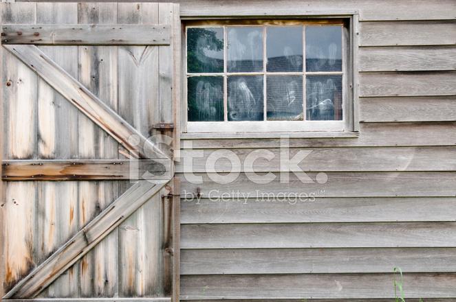 Premium Stock Photo Of Rustic Barn Door And Window Background