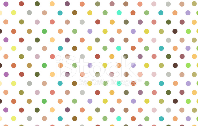 Lunares Con Fondo Pastel De Variedad Color Fotograf 237 As De