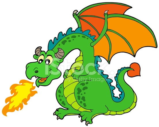 Dragon DE Feu Dessin Animé photos - FreeImages.com