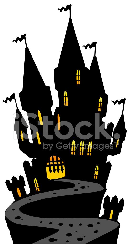 u57ce u5821 u5c71 u526a u5f71 stock vector freeimages com clipartcastle com clipart castle at night