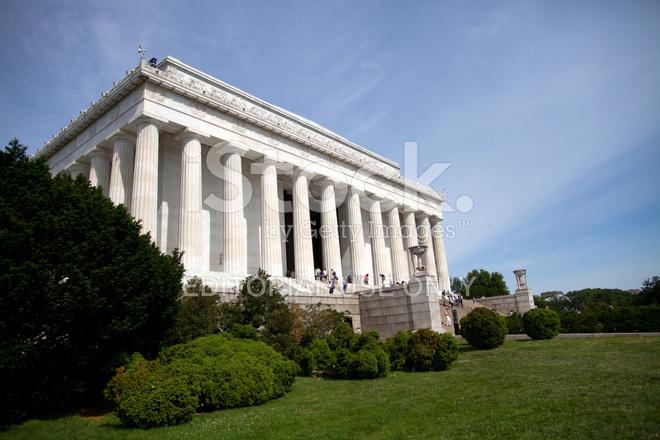 Lincoln Memorial Washington Dc Stock Photos Freeimages Com