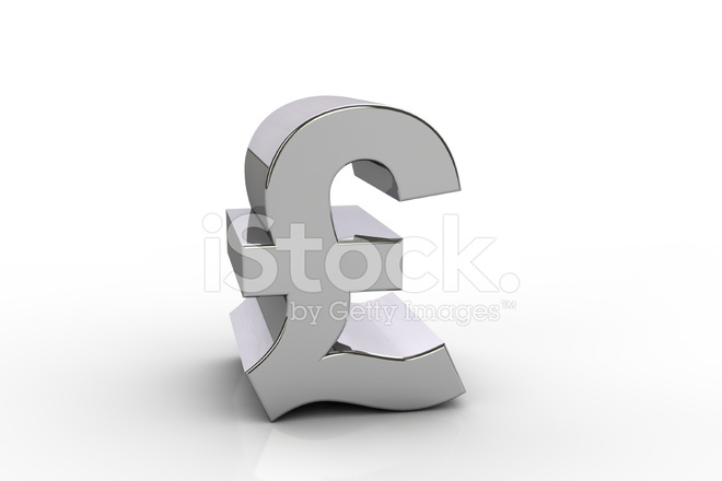 3d Pound Sterling Currency Symbol Stock Photos Freeimages