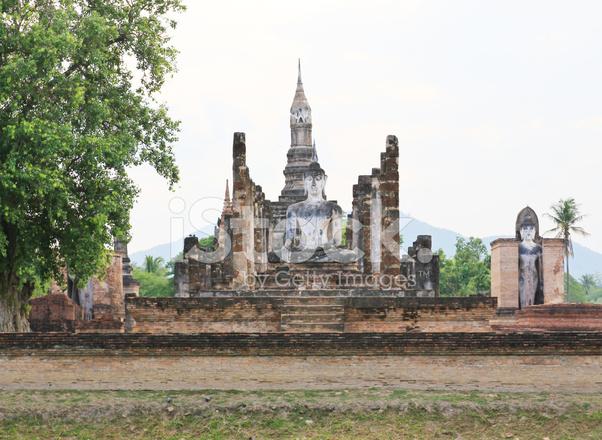 Sukhothai Historical Park stock photos - FreeImages.com