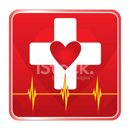 Simbolo Di Primo Soccorso Medico Sanitario Stock Vector Freeimages Com