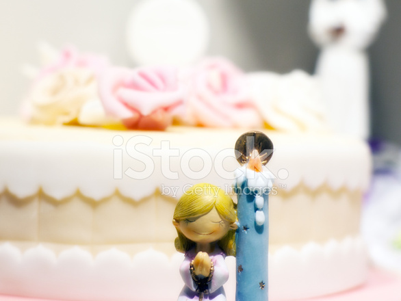 первое причастие торт стоковые фотографии Freeimagescom