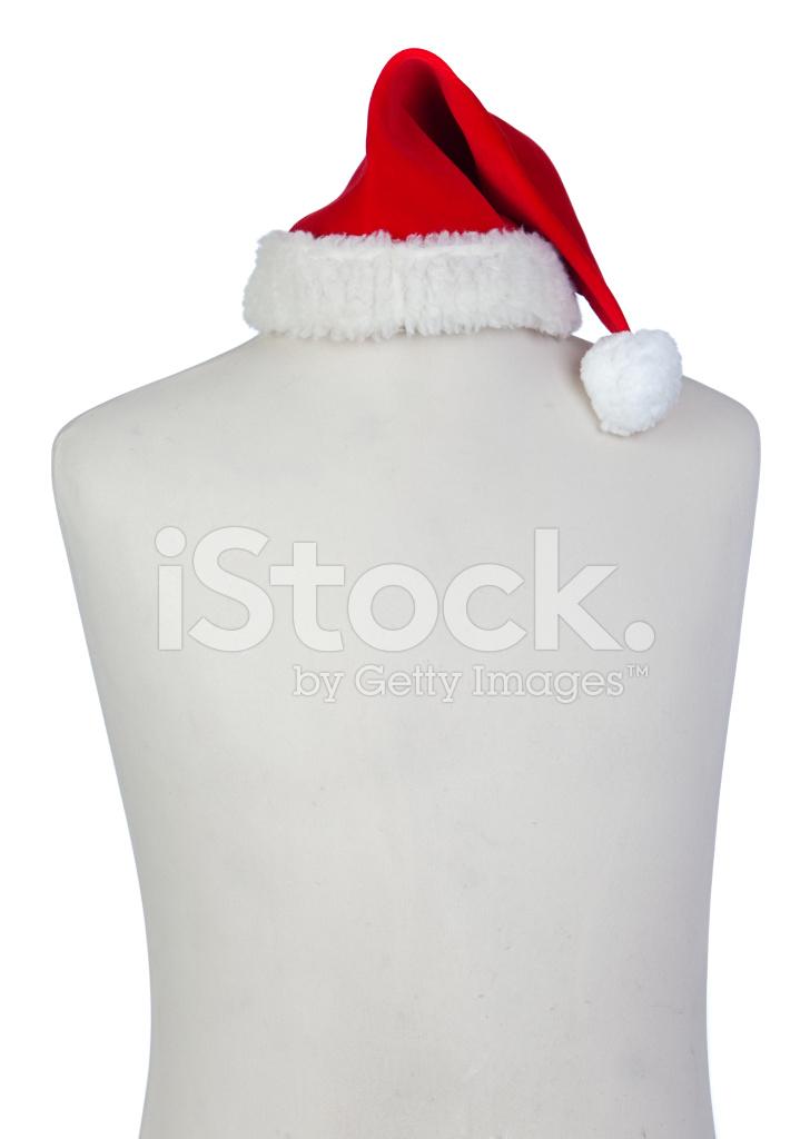 Maniquí Con Sombrero DE LA Navidad Fotografías de stock - FreeImages.com